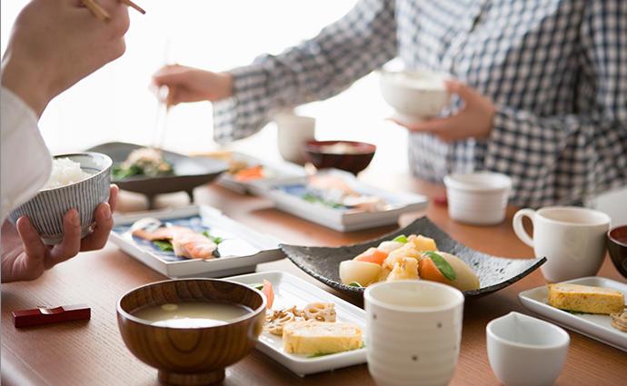 高齢者の活動低下を予防! カギは〝食品のバリエーション〟